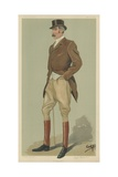 Captain David Longfield Beatty Giclee Print