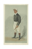Fred Rickaby Giclee Print by Sir Leslie Ward