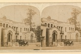 Whitehall Court or Yard, Vanbrugh House, Demolished 1898 Photographic Print