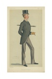 Lord Inverurie Giclee Print by Sir Leslie Ward