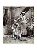 Women, Jamaica Impression giclée par J. W. Cleary
