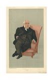 Mr Henry Wiggin Giclee Print by Henry Charles Seppings Wright