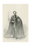 Hrh Albert Edward Prince of Wales Giclee Print by Robert Dudley