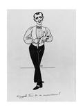 A Qui Le Tour Des Ces Messieurs!, 1898 Giclee Print by Felix Edouard Vallotton