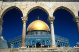 Dome of the Rock, Jerusalem, Israel Photographic Print