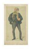 M Jean Louis Ernest Meissonier Giclee Print by Theobald Chartran