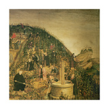 The Vineyard of the Lord, 1569 (Detail) Giclee Print by Lucas Cranach the Younger