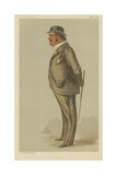 The Honourable George Higginson Allsopp Giclee Print by Liborio Prosperi