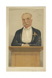 Mr Bernard John Angle Giclee Print by Francis Carruthers Gould