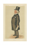 Mr Edmund Tattersall Giclee Print by Liborio Prosperi
