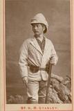 Henry Morton Stanley Photographic Print