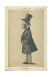 Viscount Enfield Giclee Print by Adriano Cecioni