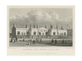 Brewer's Alms Houses in Mile End Giclee Print by Thomas Hosmer Shepherd