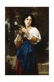La Treille, 1898 Impression giclée par William Adolphe Bouguereau