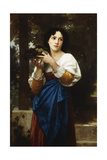 La Treille, 1898 Giclee Print by William Adolphe Bouguereau