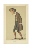 Mr Henry Irving Giclee Print by Carlo Pellegrini