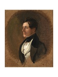 Life Study of Lord Ashley, 1836 Giclee Print by Sir George Hayter