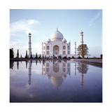 The Taj Mahal Giclee Print