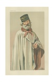 General Giuseppe Garibaldi Giclee Print by Theobald Chartran