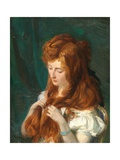 The Toilet Giclee Print by Talbot Hughes