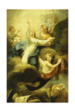 The Assumption of the Virgin Giclee Print by Noel Halle
