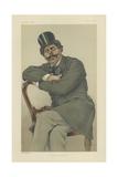 Paul Adolphe Marie Prosper Granier De Cassagnac Giclee Print by Theobald Chartran