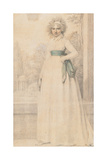 Miss Hayes, 1794 Giclee Print by Richard Cosway