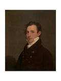 Aaron K. Woolley, 1823-27 Giclee Print by Matthew Harris Jouett