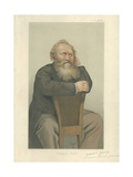 Mr Francois Gounod Giclee Print by Theobald Chartran