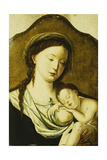 The Madonna and Child Giclee Print by Pieter Coecke van Aelst