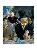 At the Cafe, C.1879 Giclee Print by Édouard Manet