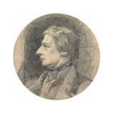Self-Portrait Giclee Print by George Richmond