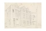 Brewer's Court, Bedfordbury, St Martin's Lane, London Giclee Print by John Phillipp Emslie