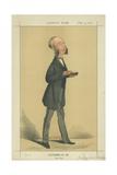 The Hon George Grenfell Glyn Giclee Print by Adriano Cecioni