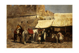 Tangiers, 1878 Giclee Print by Edwin Lord Weeks