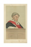 The Hon Sir William Robert Grove Giclee Print by Sir Leslie Ward