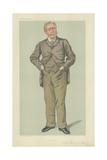 Captain Henry Montague Hozier Giclee Print by Joseph Middleton Jopling
