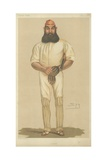 Mr William Gilbert Grace Giclee Print by Sir Leslie Ward