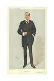 Sir Melville Macnaghten Giclee Print by Sir Leslie Ward