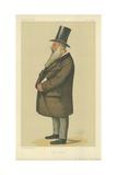 Mr Samuel Montagu Giclee Print by Liborio Prosperi