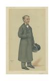 Monsieur Louis Jean Joseph Charles Blanc Giclee Print by Theobald Chartran