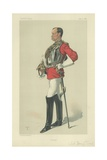 Colonel Henry P Ewart Giclee Print by Theobald Chartran
