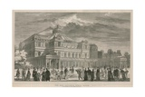 Artist's Impression of the New National Opera House Giclee Print