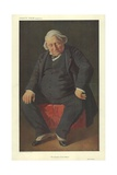 Mr Joseph Ernest Renan Giclee Print by Jean Baptiste Guth