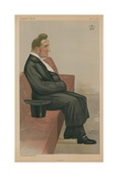 Portrait of Lord Grimthorpe Giclee Print by Leslie Matthew Ward