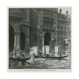 Stazione Di Pancras Giclee Print