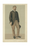 M Alexandre Gustave Eiffel Giclee Print by Jean Baptiste Guth
