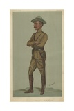 General Robert Stephenson Smyth Baden-Powell Giclee Print by Sir Leslie Ward