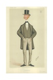 Sir John William Ramsden Giclee Print by Sir Leslie Ward