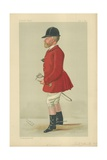 Colonel John Hargreaves Giclee Print by Sir Leslie Ward